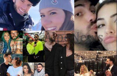 2019 VITI I DASHURISË/ Këta janë 10 VIP-at që pranuan pa problem lidhjet e tyre romantike