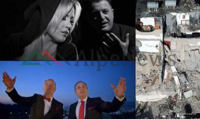 NGA KASTRIOT TUSHA TEK ERA RUSI/ Artistët që i kënduan tërmetit të 26 nëntorit (VIDEO)