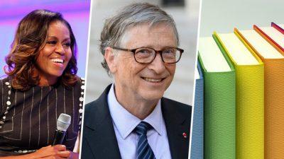 MUND TJU DUHEN/ Këta 5 të famshëm që ju të gjithë i njihni rekomandojnë 5 librat që u ndryshuan jetën