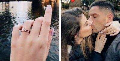 FEJOHET DJALI I ISH-DEPUTETIT SHQIPTAR/ Fotografohet duke u puthur me nusen