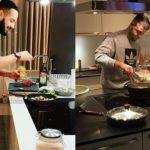 BEQARË DHE PËR SHTËPI/ 7 djemtë VIP shqiptar që dinë të pastrojnë e të gatuajnë (FOTO)