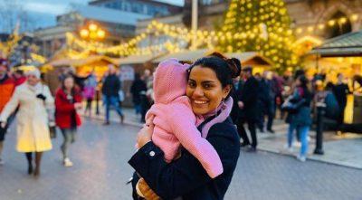 1 VIT PAS LINDJES/ Anjeza Shahini tregon për herë të parë portretin ëngjëllor të së bijës (FOTO)