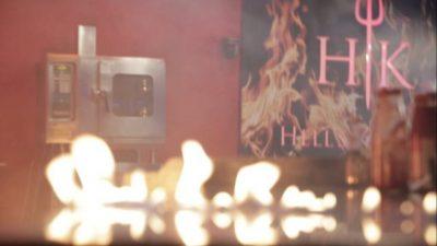 """ZJARR NË """"KUZHINËN E DJALLIT""""/ Zjarrfikësit shpëtojnë konkurrentët që ishin në gjumë (FOTO)"""