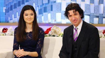 """""""I FOLA SHQIP""""/ Artisti shqiptar tregon surprizën që i bëri e bija japoneze: Ajo ma ktheu… (FOTO)"""