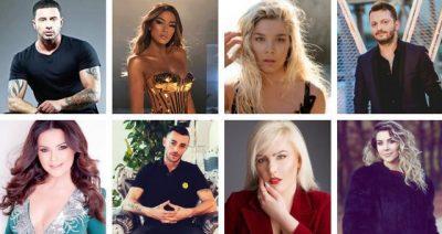 """I PRISNIT? Këto janë emrat e 12 finalistëve të """"Festivalit të Këngës"""""""