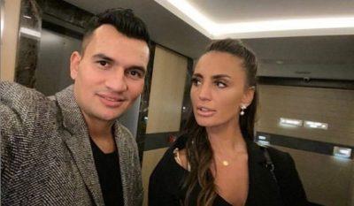 """""""JETA ËSHTË E BUKUR""""/ I dashuri turk i blen dhuratën super luksoze Genta Ismajlit"""