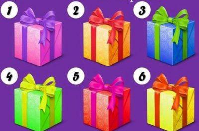 PROVOJE TANI/ Zgjidh një nga gjashtë dhuratat dhe zbulo mesazhin që fshihet për ty