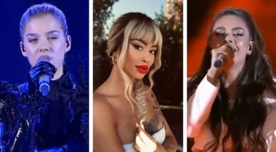 """""""AS ARILENA, AS ELVANA""""/ Dafina e sheh veten si përfaqësuese të Shqipërisë në Eurovision"""