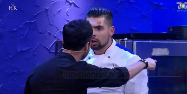 """PLASI KEQ/ """"Po tall b*thën ti?"""", konkurrenti sulmon Renaton në mes të emisionit (Video)"""