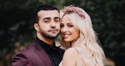 """""""MOS U RRIT SHPEJT""""/ Bashkëshortja e Gaz Pajës pozon për herë të parë me vogëlushin"""