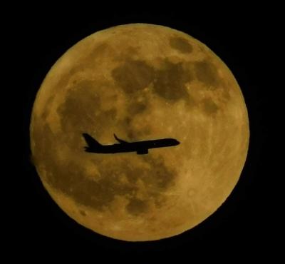 PAMJET FANTASTIKE/ Hëna e plotë, e fundit për këtë dekadë!