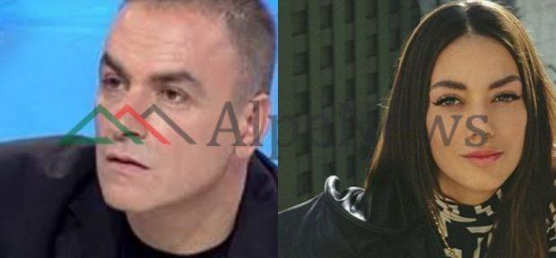 """""""SHYQYR QË NUK FITOI SE DO ISHTE TURP I MADH""""/ Arjan Çani sulmon Elvana Gjatën: E anuloi Grabocka se ndryshe do ishte skandal"""