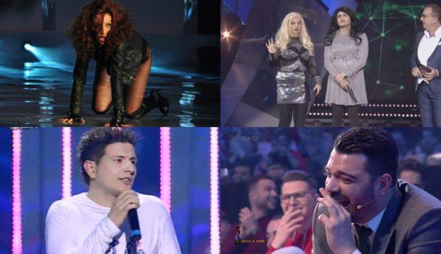 """DO SHKRIHENI SË QESHURI/ Ja momentet më të bukura nga """"Kënga Magjike"""" që kanë mbetur në memorien e çdo shqiptari"""