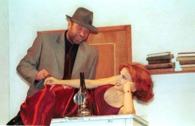 DIKUR U PËRFOL PËR NJË LIDHJE DASHURIE ME NDRIÇIM XHEPËN/ Eva Alikaj flet për skenat erotike në filma para viteve '90