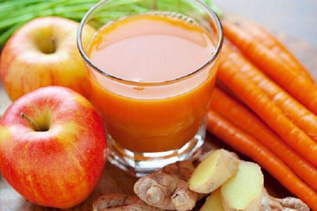 MËSOJENI TANI/ Xhenxhefili dhe lëngjet plot vitamina për organizëm të fortë