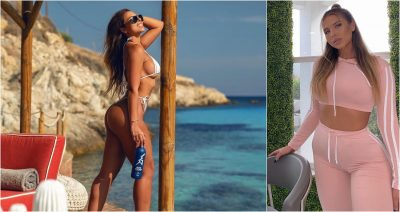 """SUPER SEKSI ME FORMAT PERFEKTE/ Modelja me 1.3 mln ndjekës: """"Ofrojnë 70 mijë euro për shoqërinë time"""""""