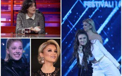 FESTIVALI I RTSH-s/ Rita Petro kritikon Alketa Vejsiun: E pafalshme ajo që bëri