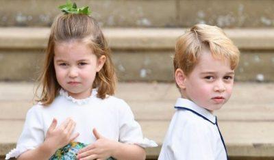 CHARLOTTE KA NJË DËSHIRË TË MADHE PËR KRISHTLINDJE/ Princi William nuk do t'ia plotësojë!