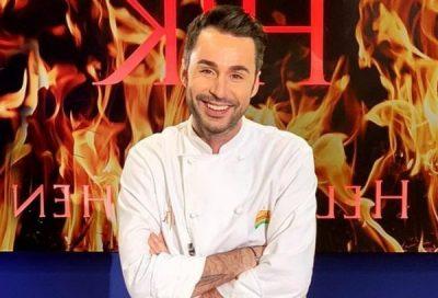 """""""DO VIJ NJË SHEF I RI""""/ Renato Mekolli largohet nga """"Hell's Kitchen"""", nesër do të jetë një tjetër shef nga Athina"""