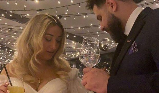 U MARTUA DHE DO TË BËHET BABA/ Mc Kresha flet për herë të parë pas dasmës