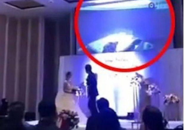 TRADHTONTE BURRIN ME KUNATIN/ Videot intime u bënë virale ditën e dasmës