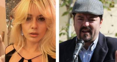 """""""PLAS BOMBËN""""/ Olta Gixhari akuzon publikisht Hervin Çulin: Të gjitha rolet ia jep gruas"""