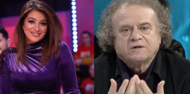 """""""PËRGJIGJU OSE ZHVISHU""""/ Arjola Demiri i befason të gjithë me deklaratën e saj të papritur: Do doja të bëja s*ks me Bujar Asqeriun! (VIDEO)"""