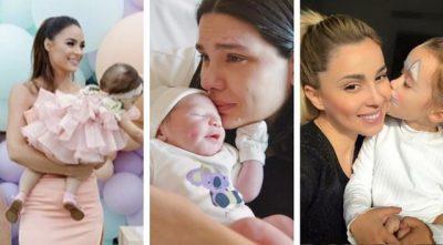 PAS LINDJES/ Xhensila, Almeda dhe Miriam morën të njëjtin vendim për bebet e tyre (FOTO)