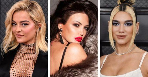 """NGA BLEONA TEK DUA LIPA/ Shqiptaret """"pushtojnë"""" Grammy Awards (FOTO)"""