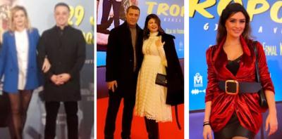 """PLOT ELEGANCË DHE STIL/ Ja si janë veshur VIP-at në premierën e """"I love Tropoja"""""""