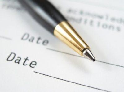 MUND TË BINI PRE E FALSIFIKIMEVE/ Kini kujdes kur të shkruani datën përgjatë 2020-s