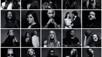 FITORJA E ARILENËS/ Kompozitorët bëhen bashkë kundër RTSH-së: Vijon konflikti rreth abuzimit me këngët!