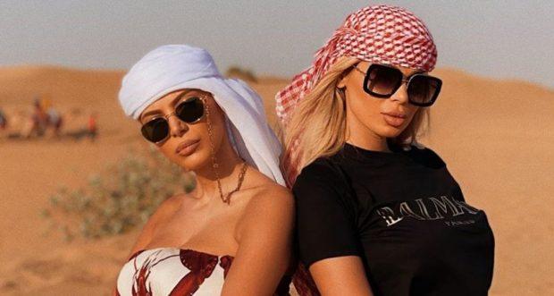 """""""KUSH E GJEN ÇFARË KATI …?"""" Luana pozon SEKSI nga Dubai dhe ka një pyetje për ndjekësit e saj (FOTO)"""