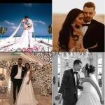 SURPRIZË! E mori vesh gjë njeri kur u martuan këto çifte të VIP-ave shqiptarë?