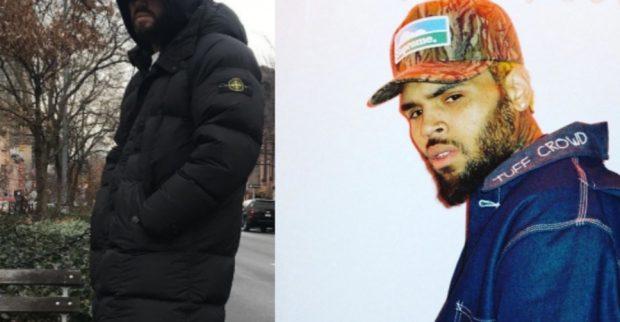 MË NË FUND/ Publikohet bashkëpunimi i Chris Brown me këngëtarin e njohur shqiptar