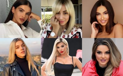 """""""UJË DHE SAPUN""""/ VIP-et shqiptare që """"sfidojnë"""" fotot perfekte të Instagramit"""