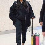 MJESHTRJA E KOMBINIMIT/ Ja se si ishte veshur Rihana në aeroport