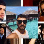 PLAZH NË DIMËR/ VIP-at shqiptarë që zgjodhën vendet e ngrohta në vend të borës