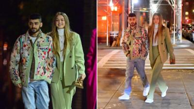 RIKTHEHEN ZYRTARISHT/ Gigi Hadid dhe Zayn janë sërish krahë njëri-tjetrit