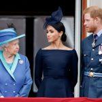 HARRY DHE MEGHAN U LARGUAN NGA MBRETËRIA/ Reagon mbretëresha Elisabeth