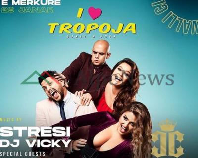 "FILMI ""I LOVE TROPOJA""/ Ja kur nis premiera! Bileta ndryshe nga herët e tjera (FOTO)"