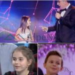 """""""DREJT SUKSESIT""""/ Cilët janë VIP-at shqiptarë që i treguan publikut talentet e fëmijëve të tyre"""