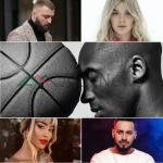 """""""UFFFF…SPO MUJ ME E BESU""""/ VIP-at shqiptar në lot për humbjen e KOBE BRYAN, ja reagimet (FOTO)"""