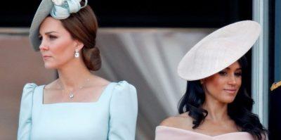 """""""MEGHAN NDIHET E LIRË""""/ Ja se si ishte marrëdhënia me kunatën Kate Middleton. Asnjëherë e lumtur…"""