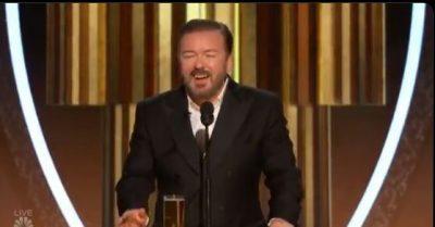 """""""MERRNI ÇMIMIN E Q***NI""""/ Komediani tall aktorët në """"Golden Globes"""""""