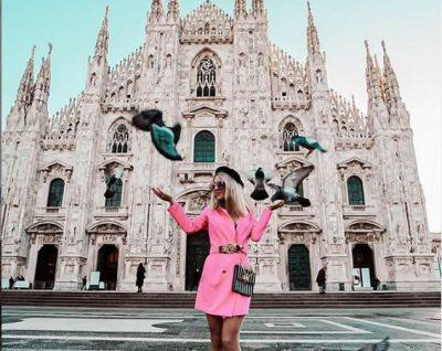 """EKSKLUZIVE/ Olta Photoholic ose blogerja me profilin më """"cool"""" në Instagram: Jeta """"pas"""" aparatit fotografik"""