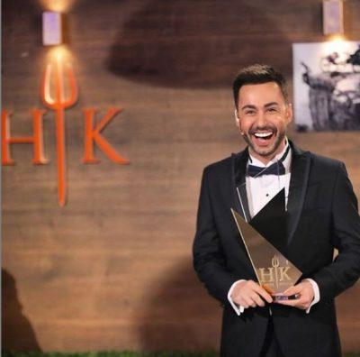 """""""PËR MUA TI JE…""""/ Renato Mekolli ka dy fjalë për ti thënë finalistes së """"Hell's Kitchen Albania 2"""""""
