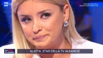 """""""TROKITA SHUMË DYER""""/ Alketa Vejsiu zbulon si e realizoi ëndrrën e saj të madhe të Sanremos: Njeriu që dashuroj më mësoi se…"""