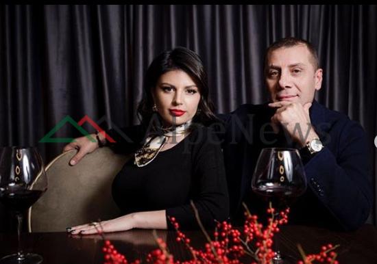 """BASHKË KUDO/ Rudina Dembacaj me Mark Frrokun në krahë, në premierën e """"I Love Tropoja"""""""