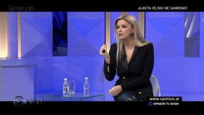 """""""I KËRKOJ NDJESË…""""/ 2 pikëshi për Elvanën dhe fitorja e Arilenës në RTSH, flet Alketa"""